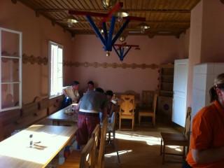 Interiér Gočárových domků