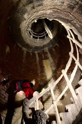 Historická kanalizace skrývá mnohá překvapení.